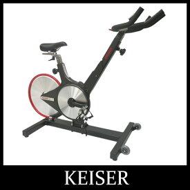 【送料無料】KEISER カイザー M3バイク ブラック【フィットネス/運動】