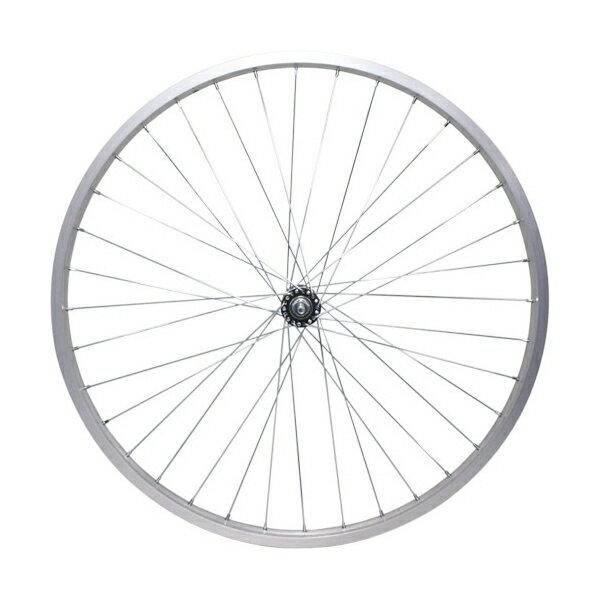 敷島 前輪 24 × 1.50 ホイール アルミリム 24インチ フロント 車輪 自転車