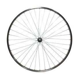 敷島 前輪 26 × 1 3/8 ホイール ステンレスリム 26インチ フロント 車輪 自転車