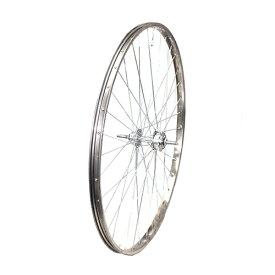 敷島 後輪 26 × 1 3/8 ドラムブレーキ ステンレスリム 26インチ ホイール 車輪 自転車