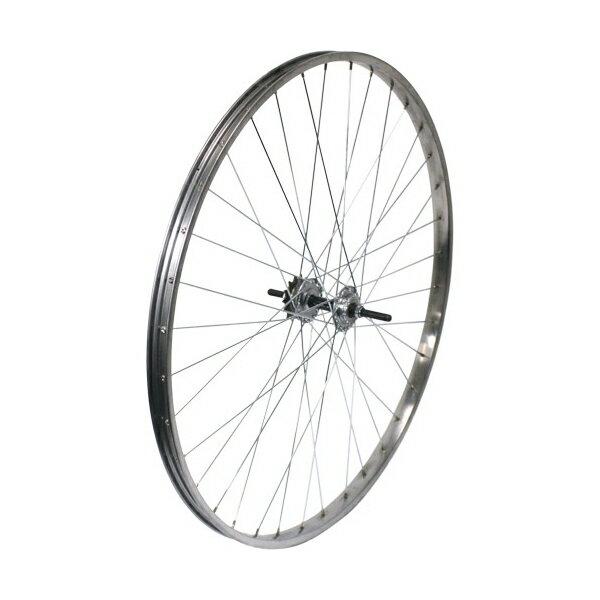 敷島 後輪 24 × 1 3/8 ローラーブレーキ ステンレスリム 24インチ ホイール 車輪 自転車
