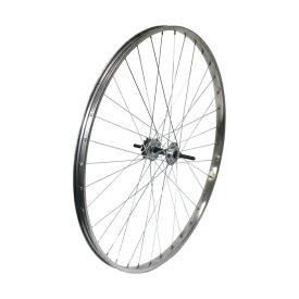 敷島 後輪 26 × 1 3/8 ローラーブレーキ ステンレスリム 26インチ ホイール 車輪 自転車