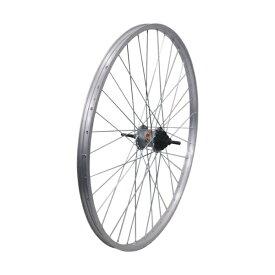 敷島 後輪 26 × 1 3/8 内装3段 ローラーブレーキ アルミリム 26インチ ホイール 車輪 自転車