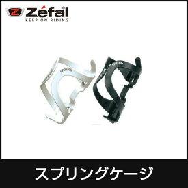 Zefal ゼファール スプリングケージ ホワイト 自転車用品 サイクルアクセサリー ボトルケージ