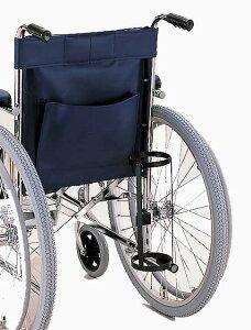 車椅子専用オプション(カワムラサイクル製専用)標準型(スタンダード)用・酸素ボンベ架台