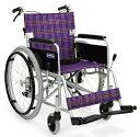 車椅子(車いす) カワムラサイクル製 KA102SB-40(42)【メーカー正規保証付き/条件付き送料無料】