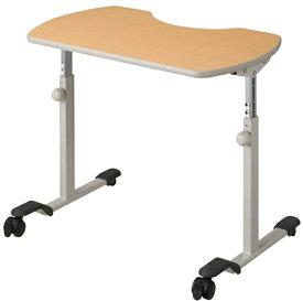 パラマウントベッド製|ベッドリハビリテーブル■KF-840(ベッド横置きタイプ)