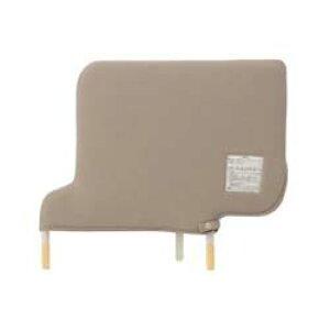 パラマウントベッド製|ベッドサイドレール・スイングアーム介助バーと組み合わせる短いソフトカバー付きベッドサイドレールKS-151QC・送料無料