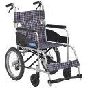 軽量 折りたたみ車椅子(車いす)日進医療器製 ネオ2/NEO-2【メーカー正規保証付き/条件付き送料無料】