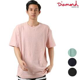 メンズ 半袖 Tシャツ Diamond Supply Co. ダイヤモンド サプライ MUJI BRILLIANT OVERSIZED A19DMTF001 GG1 D17