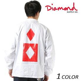 送料無料 メンズ ジャケット Diamond Supply Co. ダイヤモンド サプライ NY MARQUISE COACHES JKT A18DMPK029 FF1 D17