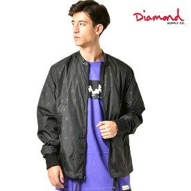 メンズ ジャケット Diamond Supply Co. ダイヤモンド サプライ C19DMTC003 MONOGRAM JACKET ムラサキスポーツ限定 GG3 H31