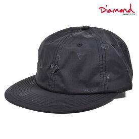 キャップ Diamond Supply Co. ダイヤモンド サプライ C19DMHG001 MONOGRAM 6P UN GGF L9