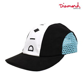 キャップ Diamond Supply Co. ダイヤモンド サプライ A19DMHZ001 MARQUISE 5 PANEL GGS B4