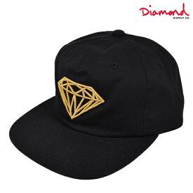 Diamond Supply Co. ダイヤモンド サプライ BRILLIANT UNSTRUCTURED SNAPBACK B20DMHB004 キャップ HH2 F22