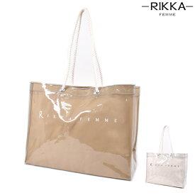 RIKKA FEMME リッカファム 20SRFBG01 トート バック HH2 G6