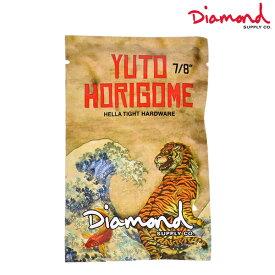 スケートボード パーツ ビス Diamond Supply Co. ダイヤモンド サプライ YUTO HORIGOME PRO 7/8 Z00DMSD506 堀米雄斗 シグネチャーモデル HH H19