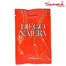 スケートボード パーツ ビス Diamond Supply Co. ダイヤモンド サプライ DIEGO NAJERA PRO 1 Z00DMSD507 HH H19