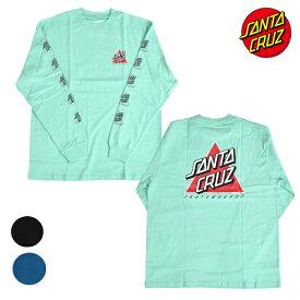 SANTA CRUZ サンタクルーズ NOT A DOT 502203402 メンズ 長袖 Tシャツ ムラサキスポーツ限定 HH3 H25