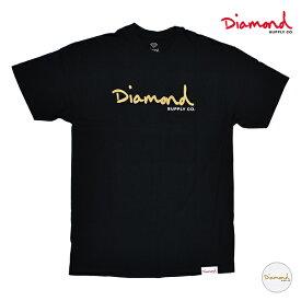 Diamond Supply Co. ダイヤモンド サプライ OG SCRIPT TEE Z00DMPA505 メンズ 半袖 Tシャツ HH3 J26