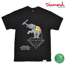 Diamond Supply Co. ダイヤモンド サプライ HARDWARE HEAVYWEIGHTS TEE ハードウェア ヘビーウェイト ティー Z00DMPA511 メンズ 半袖 Tシャツ HH3 J20