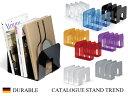 DURABLE CATALOGUE STAND TREND デュラブル カタログスタンド トレンド 【全8色】おしゃれ ヨーロッパ オフィス用品 …