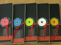 【BRUNNENノートブックFiLOU-フィロウL:全5色】【ポスト投函OK】スクラップブッキングブルンネンクラフト手作りヨーロッパ文具おしゃれ雑貨ドイツキレイ色ピンクブルーイエローホワイトオレンジメモ帳筆記用具紙製品インポート