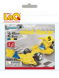 【LaQ Sweet Hamacron Constructor Mini Racer 5】 【宅配】 ラキュー 日本製 手作り ブロック 知育 教材 子供 プレゼント クラフト リハビリ 玩具 おもちゃ 知育教材 脳科学 数学 パーツ 恐竜 レックス 【楽ギフ_包装】