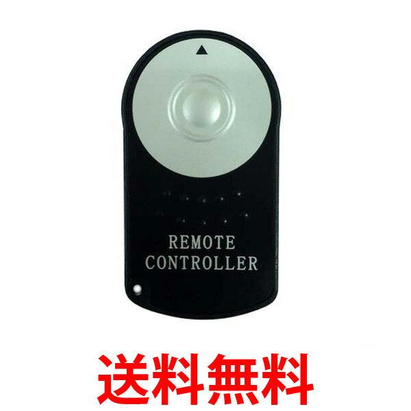 Canon キャノン リモコン RC-6 互換品 EOS 5D MARKIII / 80D / 70D / Kiss X8i / KissX7i / M2 対応 カメラ用 ワイヤレス 無線 リモート シャッター 送料無料 【SJ00383】