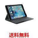 《送料無料》Logicool Ik0772bk ロジクール Bluetooth キーボードケース for iPad mini 4 Ik0772 キーボード一体型...