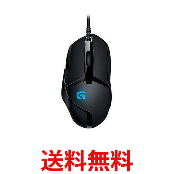 Logicool G402 ロジクール ウルトラファースト FPS ゲーミングマウス 有線 光学式 超高速 8ボタン 送料無料 【SK03247】
