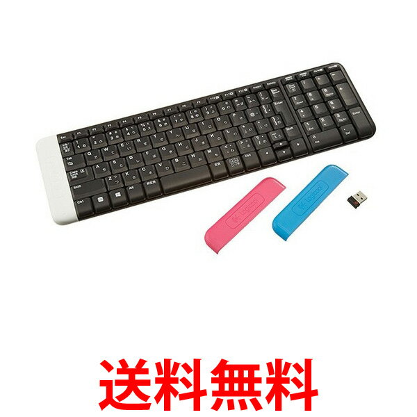 LOGICOOL K230 ロジクール ワイヤレスキーボード K230 コンパクトサイズ テンキー付 送料無料 【SK03284】