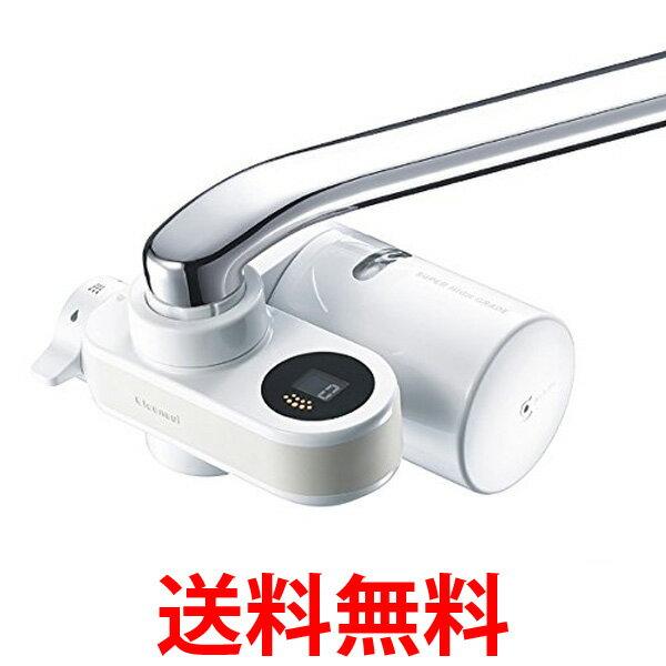 三菱レイヨンクリンスイ 蛇口直結型浄水器Cleansui CSP801-WT CSP801 蛇口 取り付け 送料無料 【SK06313】