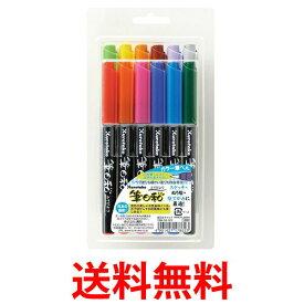 呉竹 CBK-55/12V 水性ペン 筆日和 12色セット CBK5512V くれ竹 Kuretake 送料無料 【SK02201】