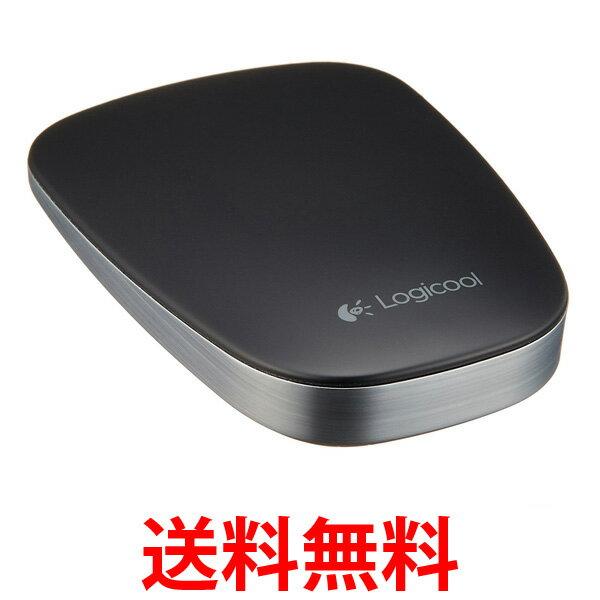 LOGICOOL ロジクール Bluetooth ウルトラスリム タッチマウス T630BK ワイヤレス 無線 静音 送料無料 【SK02576】
