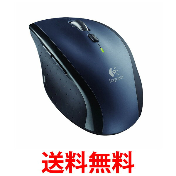 Logicool M705t ロジクール ワイヤレス マラソン マウス 省エネ 電池寿命 最大 3年 送料無料 【SK05306】