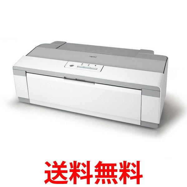 EPSON PX-1004 エプソン ビジネスプリンター A3 インクジェットプリンター A3ノビ対応 CD/DVDレーベル印刷対応 ブラックインク2本搭載 PX1004 送料無料 【SL06698】