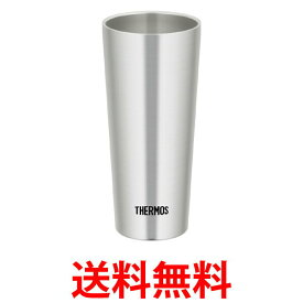 THERMOS JDI-400 S サーモス 真空断熱タンブラー 400ml ステンレス JDI400 S コップ 保温 保冷 送料無料 【SK01993】