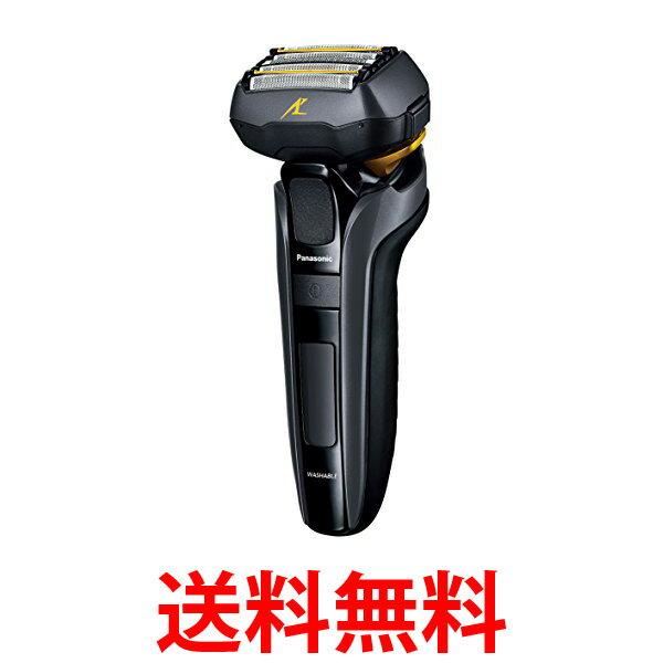 パナソニック ラムダッシュ メンズシェーバー 5枚刃 黒 ES-LV5C-K 送料無料 【SK08384】