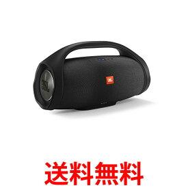 JBL BOOMBOX Bluetoothスピーカー IPX7防水/パッシブラジエーター搭載/ポータブル ブラック JBLBOOMBOXBLKJN 送料無料 【SK09001】