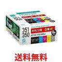 ecorica ECI-C351-6P エコリカ リサイクルインクカートリッジ 6色セット 互換インク ECIC3516P ( CANON キヤノン BCI-351+350/6MP ) 送料無料 【S