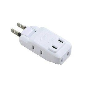 オーム電機 HS-A1415W マイクロタップ 4個口 HSA1415W 【SB04170】