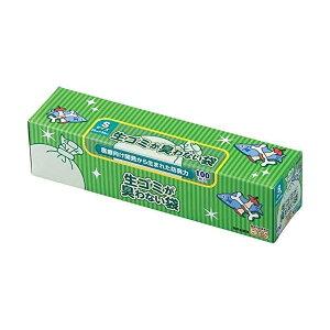 2個セット ボス 生ゴミが臭わない袋 Sサイズ 100枚 ホワイト 生ゴミ 処理袋 驚異の防臭袋 BOS 【SB20036】