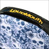 [Japanese standard] golf article men gap Dis for the ラウドマウス 2018 head cover iron cover (Skull Garden/ scull garden) LM-HC0002/IR/768977(116) [new article] 18SS Loudmouth iron