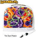 ラウドマウス アイアンカバー(Tie Dye Peace タイダイピース) LM-HC0002/IR/777990(106)【39%off】【日本規格】【新品…