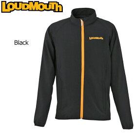 ラウドマウス メンズ オールウェザー ブルゾン Black ブラック 769200(998) 【日本規格】【新品】 アウター 19SS Loudmouth 春 夏 秋 メンズウェア ゴルフウェア JUN2