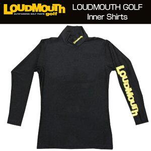 【男女共用】LoudmouthInnerShirts(ラウドマウス長袖ハイネックインナーシャツ(インナーウェア)【新品】