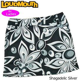 ラウドマウス 2020 レディース ボンディング スカート Shagadelic Silver シャガデリックシルバー 770363(202) 防寒 【日本規格】【新品】20FW 長袖 ボトムス Loudmouth ゴルフウェア SEP3
