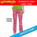 "[New Comer][レディス]Loudmouth Women's Pants ""Cotton Candy"" (ラウドマウス レディース ロングパンツ ジーン..."