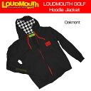 """[30%off][レディース]ラウドマウス パーカー (Oakmont Houndstooth/Black オークモント/ブラック)"""" [新品]Loudmouth …"""
